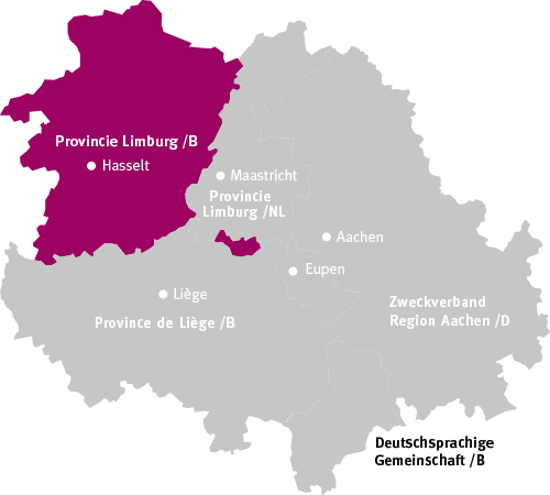 provinz limburg be